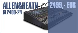 Allen & Heath GL2400-24