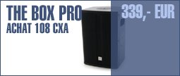 the box pro Achat 108 CXA