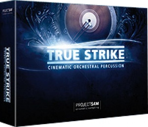 Project SAM True Strike 1 Orchestral Perc.
