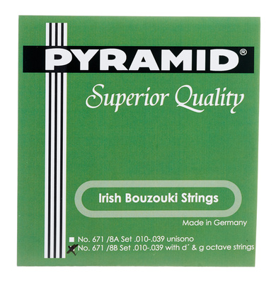 Pyramid Irish Bouzouki Strings 671/8B