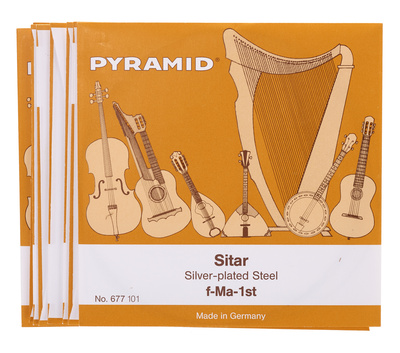 Pyramid 678/20 Sitar Strings