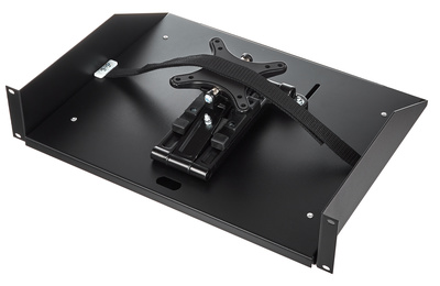 "Adam Hall 19"" Sliding for LCD-Monitor"
