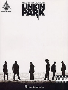 Hal Leonard Linkin Park Minutes To Midnigh
