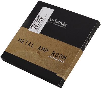 Softube Metal Amp Room