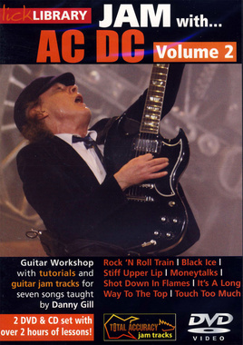 Music Sales Jam with AC/DC (DVD) Vol. 2