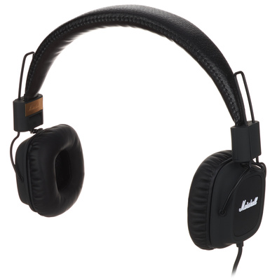 Marshall Headphone Major Black
