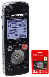 Olympus LS-3 Bundle