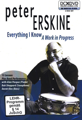Alfred Music Publishing Peter Erskine Everything I