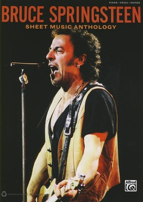 Alfred Music Publishing Bruce Springsteen Anthology
