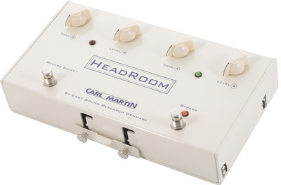 Carl Martin Headroom Model