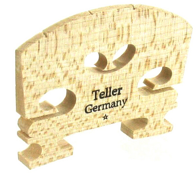 Teller Violin Bridge 4/4