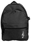 Vienna World Backpack with Violin Clef